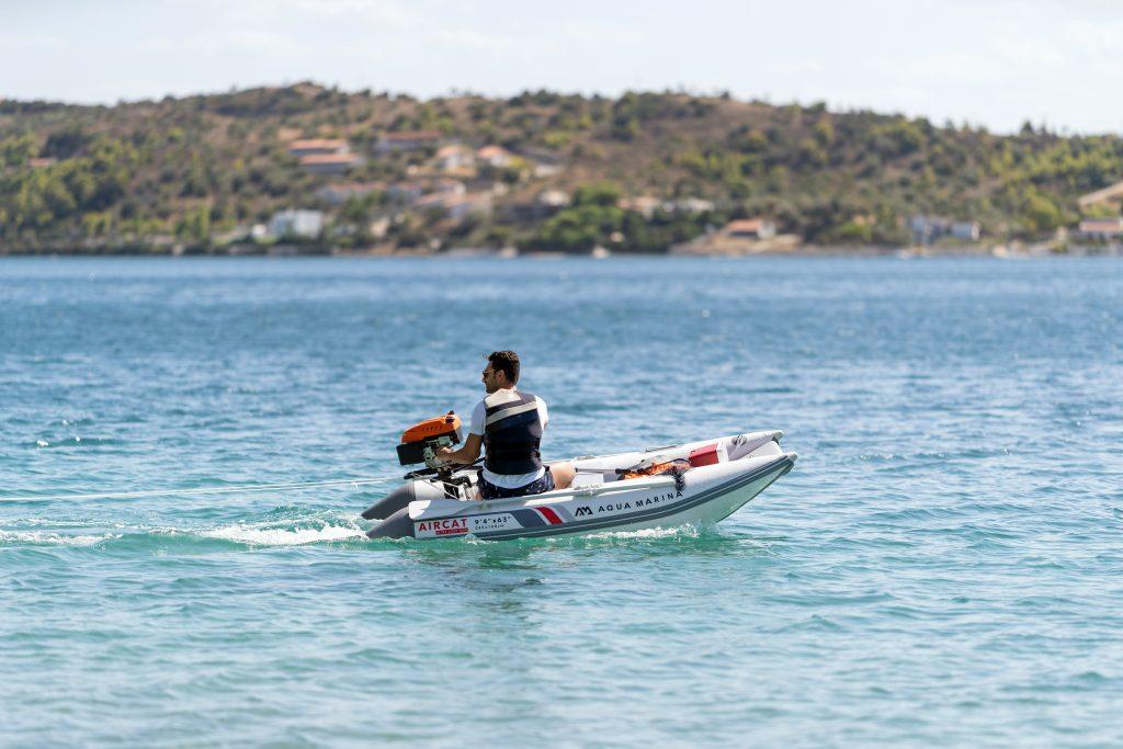 Pompony pompowane, mobilne łódki. To nowy sposób na spędzanie wolnego czasu nad wodą. Kompaktowe wymiary ułatwiają transport i umożliwiają przewożenie pełnowymiarowej łódki.